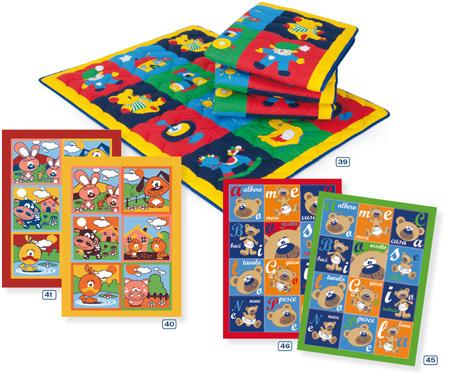Tappeti gioco bambini tappeto gioco per neonato da - Ikea tappeto gioco ...